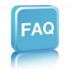 Frequently asked questions - FAQ - logo