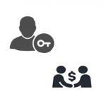 Social Referrals + Connects logo